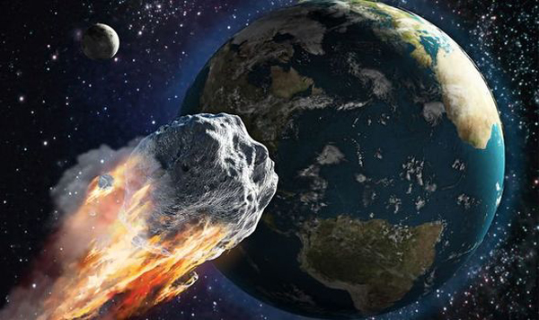 Space rock twice the size of Big Ben to skim past Earth