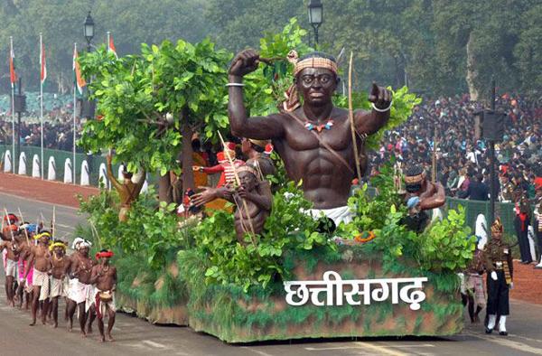 Chhattisgarh tableau to showcase folk life at R-Day parade