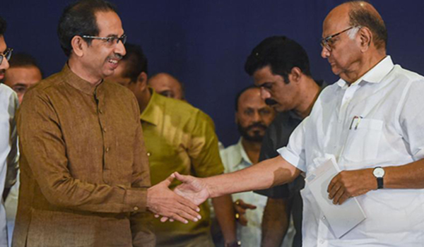 NCP gets big chunk of power cake in Uddhav's team