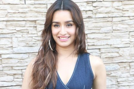 "Shraddha Kapoor during the promotions of her upcoming film ""Baaghi 3"""