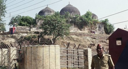 What the Babri demolition case is all about?