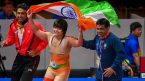 Asian Wrestling C'ships: Divya storms into final