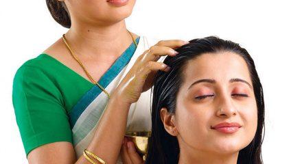 Hair health with ayurveda