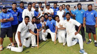 Ranji Roundup: Odisha, J&K reach quarter finals