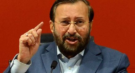 Newspapers must convince people they are safe, compete with new media for ads: Javadekar