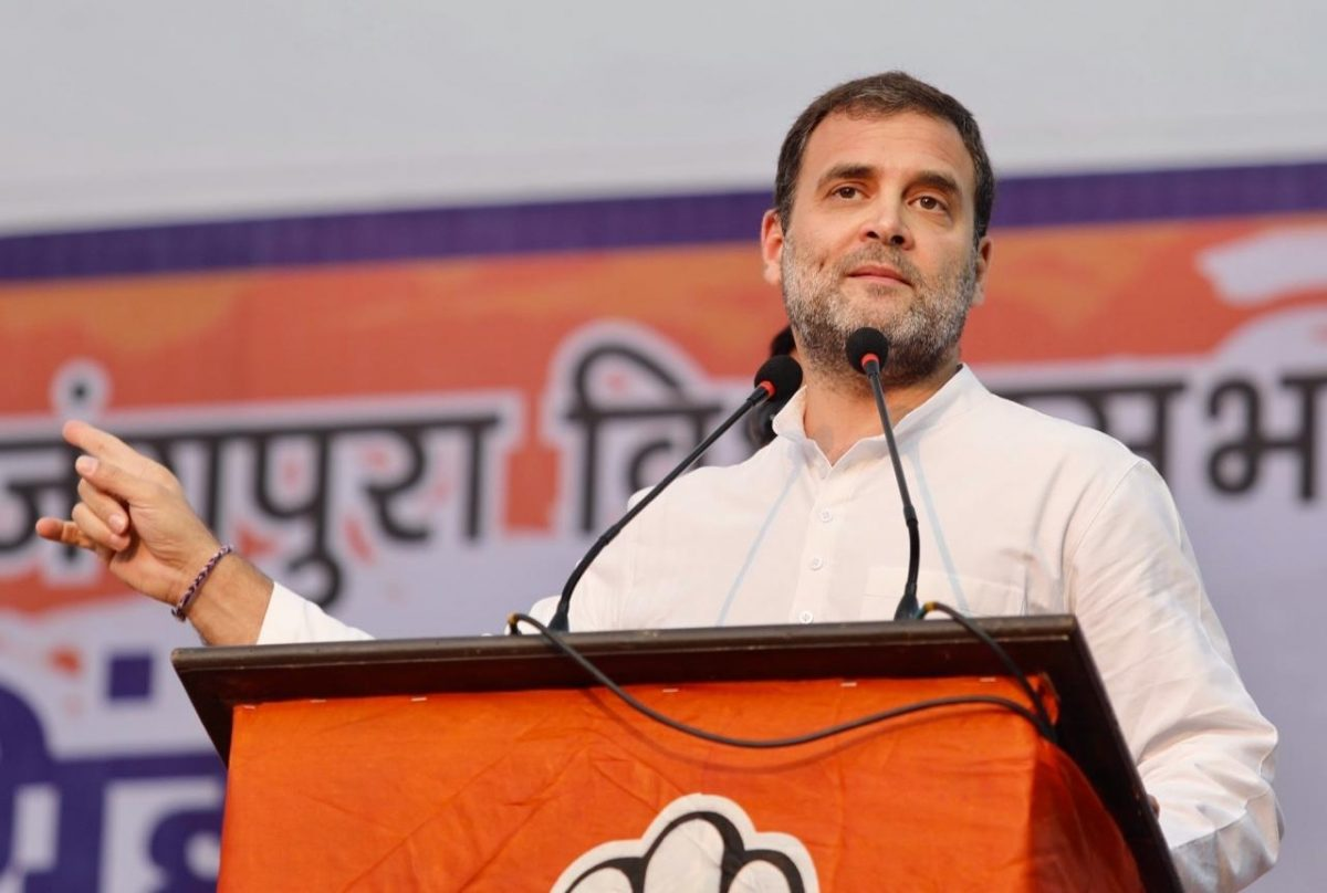 Lockdown is not the goal: Harvard Prof to Rahul
