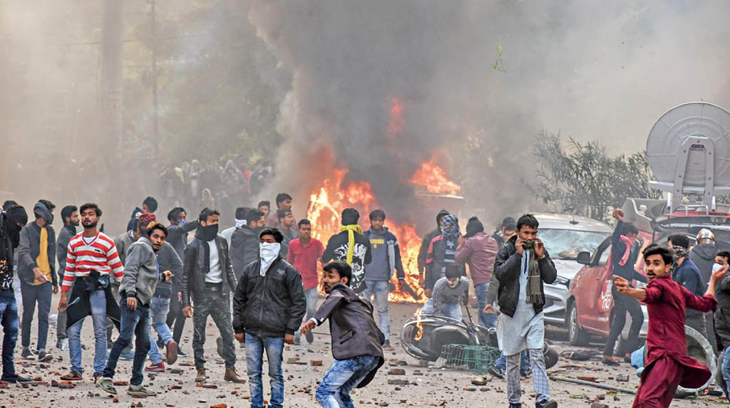 Delhi riots: Involvement of ISI, Khalistan supporters surfaces in charge sheet