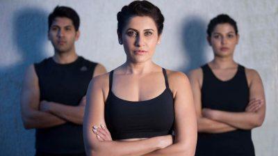 Yasmin Karachiwala shares her fitness regime