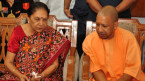 Anandiben Patel, Yogi to receive Trump at Agra airport