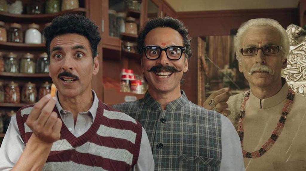 Akshay Kumar in 'Masaledar' triple role?