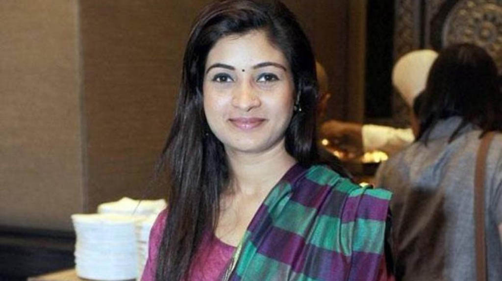 Today is AAP-ka, tommorrow will be ours: Alka Lmaba