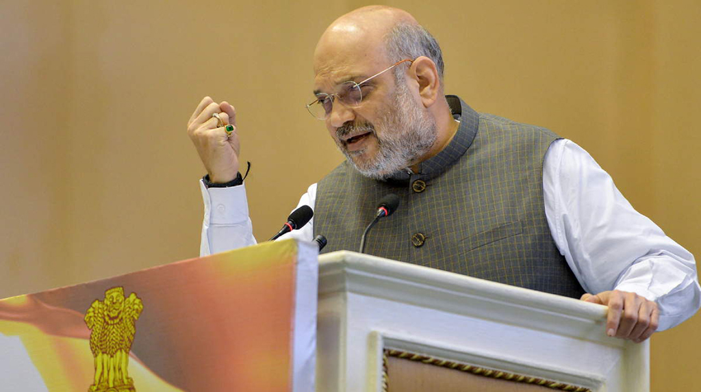'Desh ke gaddaron' slogan may have hurt BJP: Shah