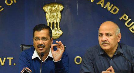 Covid to come under control in 7-10 days: Delhi CM