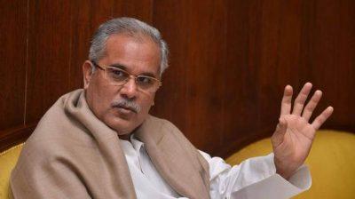 Chhattisgarh CM thanks Modi for fixing ethanol production rate