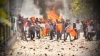 Violence refuses to end in Delhi,pro and anti-CAA protesters clash