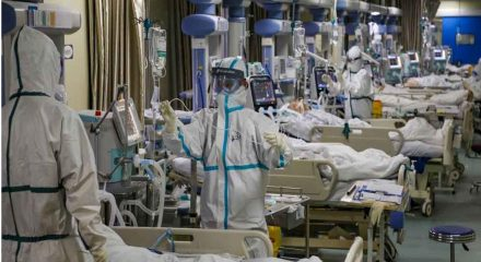 China COVID-19 toll 2,744 outbreak may be 'under control' by April,