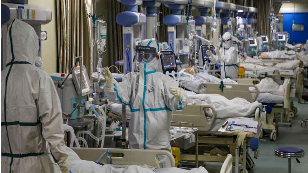 China coronavirus toll increases to 2,663