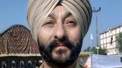 Suspended cop Davinder Singh's police custody extended