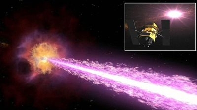 Pune telescope helps detect biggest explosion since Big Bang