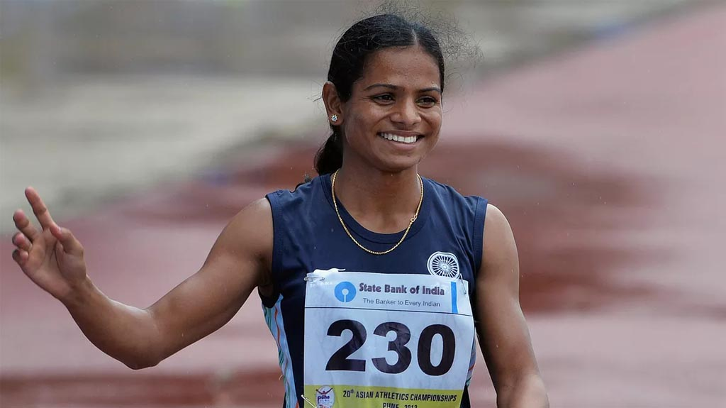 Dutee Chand, KT Irfan among eight athletes included in TOPS core group