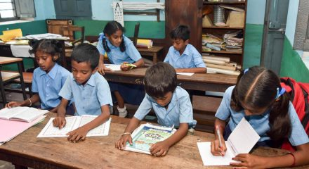Samsung launches digital library for 100 govt schools in K'taka