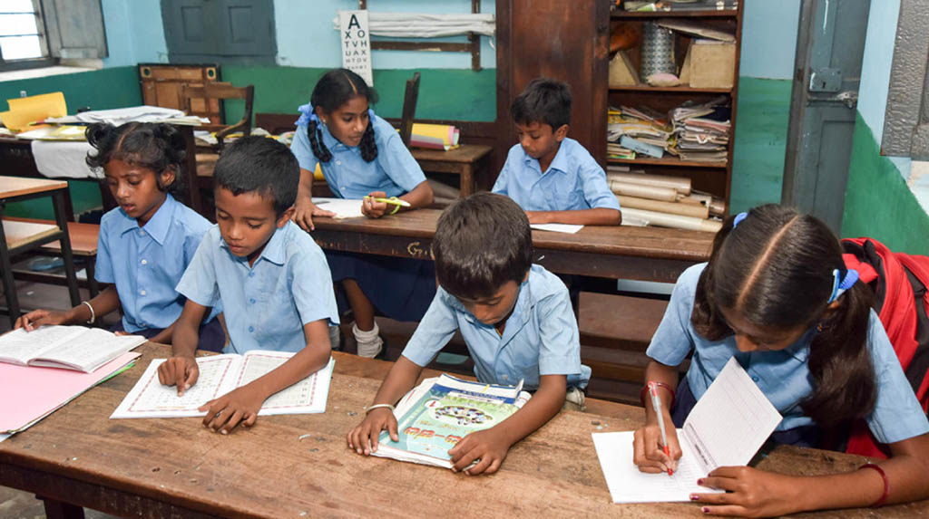 Children in UP secondary classes to be promoted without exams