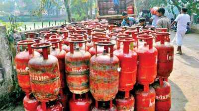 Post Delhi polls, LPG price hiked by Rs 144 per cylinder