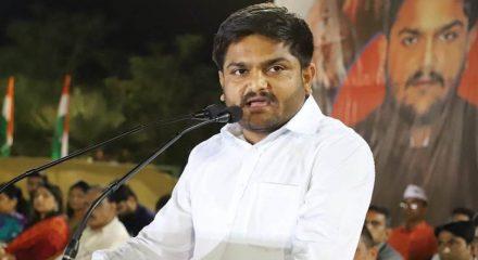 Hardik Patel made Working President of Gujarat Congress