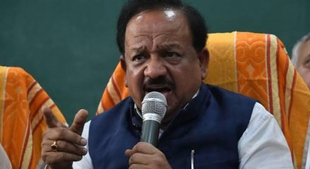 Harsh Vardhan bats for total ban on tobacco, its products