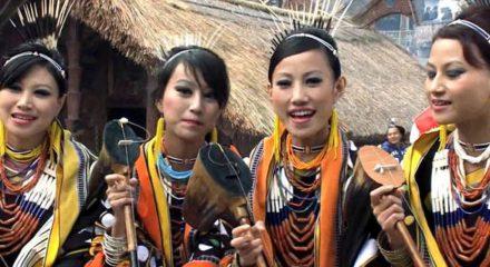 "Tripura organises its first-ever ""Hornbill Festival"""