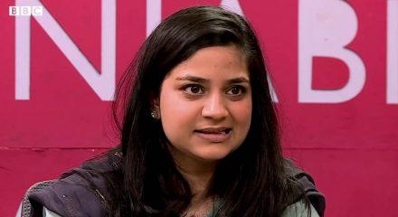 Mehbooba Mufti's daughter seeks release of Kashmiri detainees
