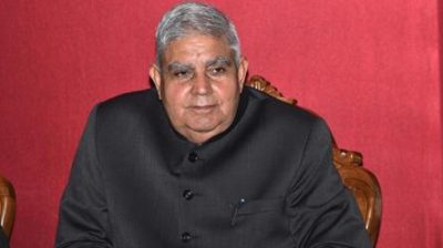 Bengal Governor writes to CM, seeks KMC notification info