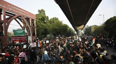 Jamia hails Covid-19 warriors, demand CAA, NPA rollback