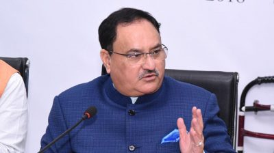 Nadda may announce his new team by first week of June