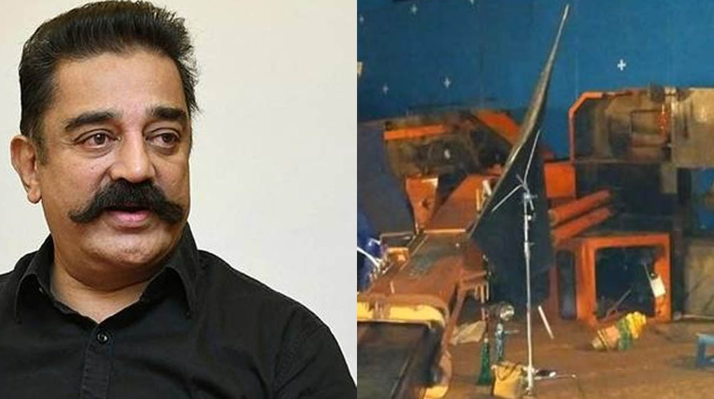 TN: 3 dead in mishap at 'Indian-2' movie shoot