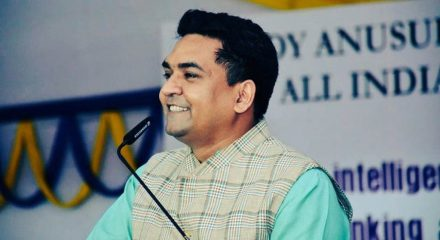 Last year, this day: Complainant against Mishra was suspended