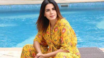 Unable to hail a cab, Kirti Kulhari opts for rickshaw ride