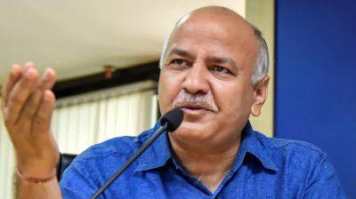 Delhi govt providing correct figure on Corona: Sisodia