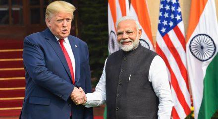 Trump declares Modi support, drags India into US electoral minefield