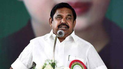 TN CM warns of strict action against lockdown violators