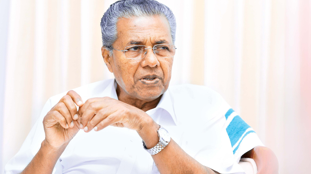 Vijayan takes fight into enemy camp, orders Vigilance probe against Chennithala