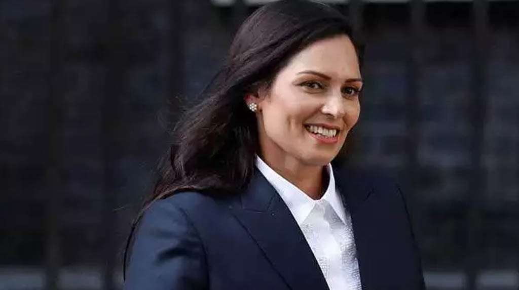 Priti Patel didn't breach ministerial code over bullying claims: UK PM