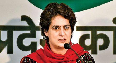 IUML 'displeased' over Priyanka Gandhi's Ayodhya stand