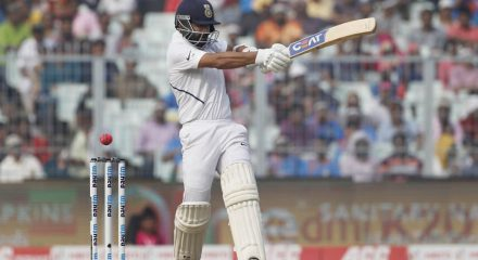 1st Test: Rahane, Vihari fight back after Boult show