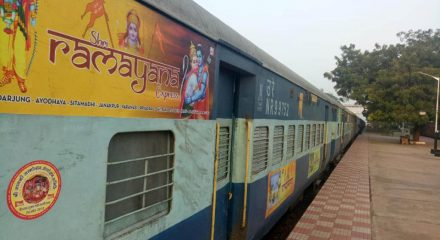 IRCTC to reintroduce Ramayana circuit trains from March 28