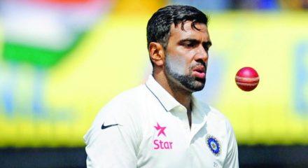 Learnt carrom ball from a guy playing tennis-ball cricket: Ashwin