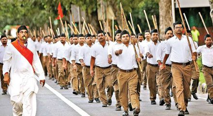 RSS economic wing calls for ban on Chinese products