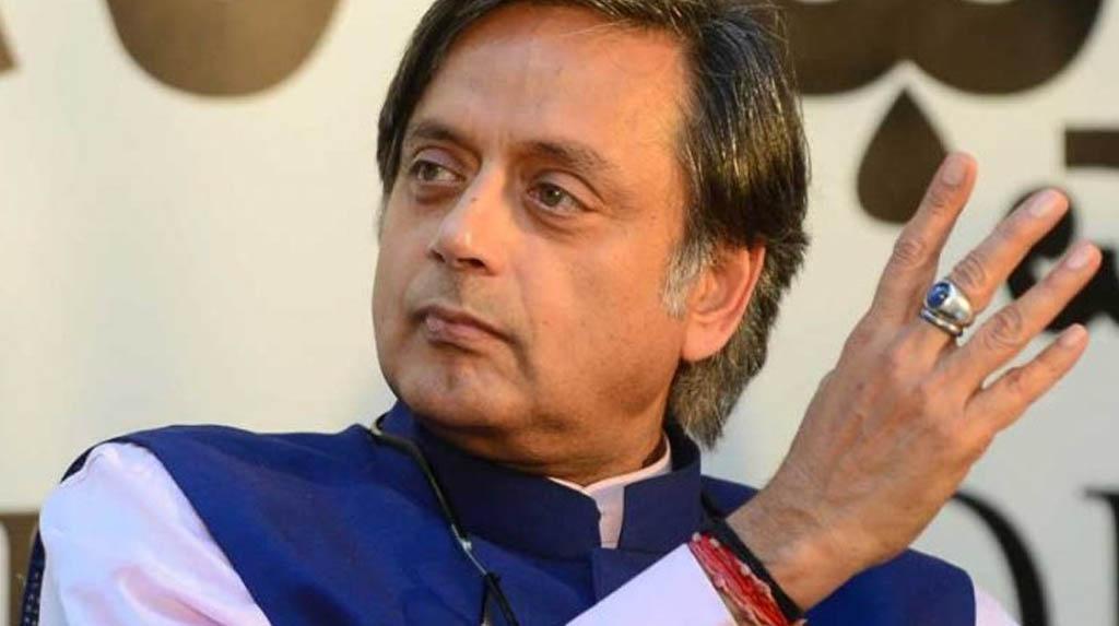 No vision of future, Tharoor slams PM's speech