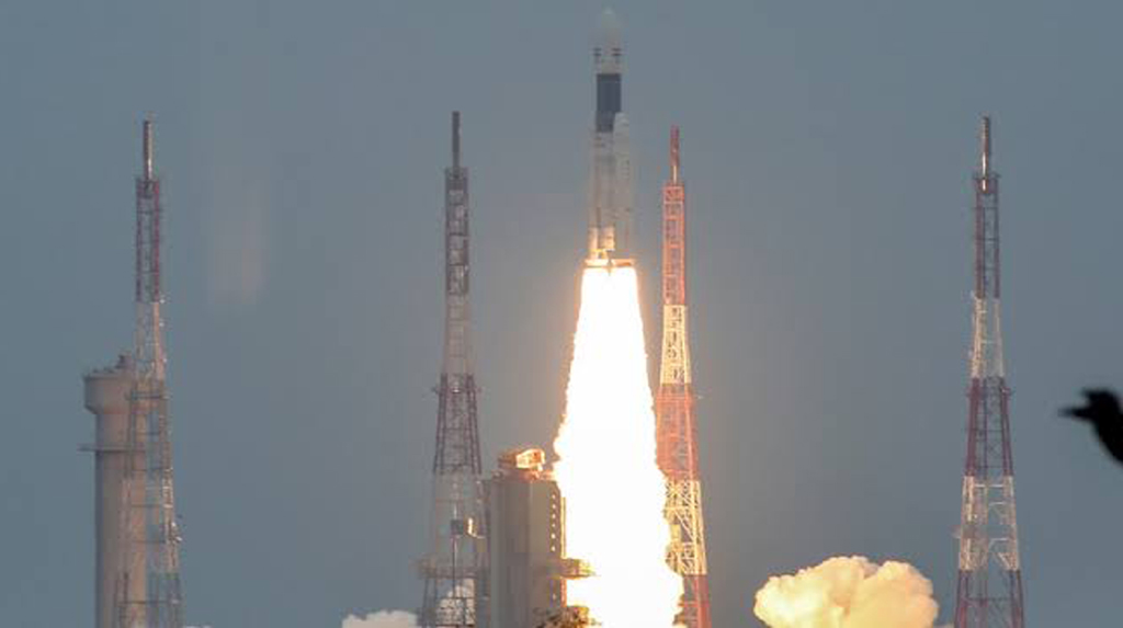 Suspense on launch of India's Geo Imaging Satellite GISAT-1 continues