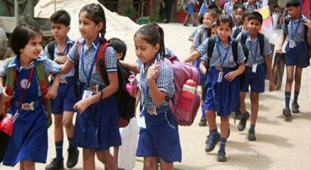 'All Delhi students up to Class 8 to be promoted to next standard'